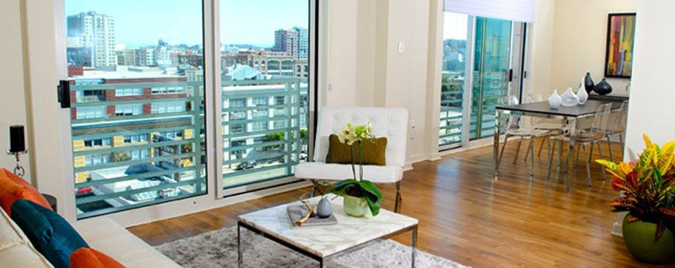 San Francisco condos as your first home or ideal get away. The right fit makes the difference.