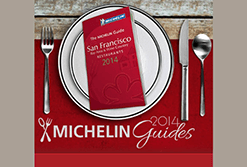 Bay Area Michelin Guide Restaurants 2014
