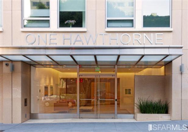 One Hawthorne St #19D – San Francisco, CA