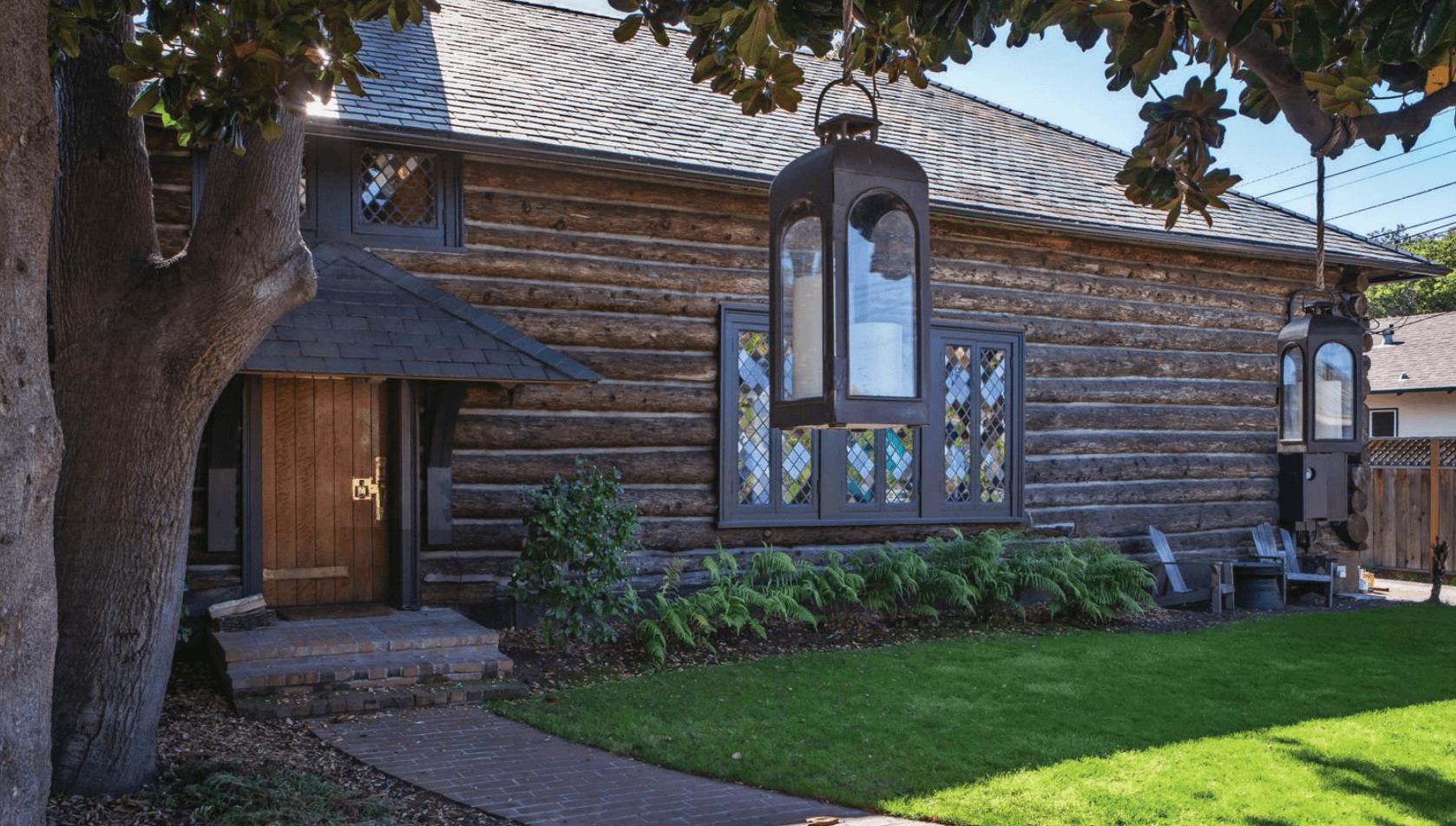 hunting lodge home redwood city