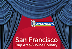 2015 Michelin Guide – San Franciso Bay Area