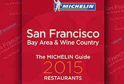 Michelin Guide 2015 – Full List Bay Area