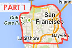 Moving to San Francisco Bay Area – Part 1