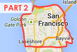 Moving to San Francisco Bay Area – Part 2