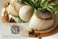 The Village Pub – A Fine Dining Gem