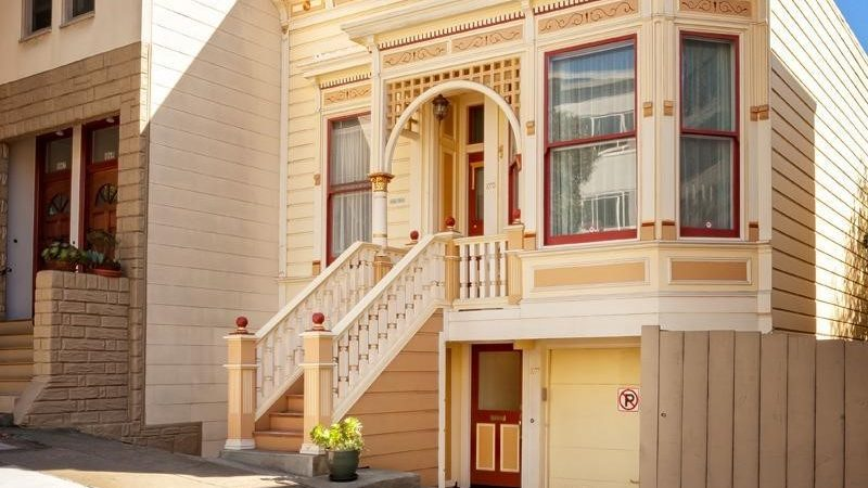 1077 Fell Street – San Francisco