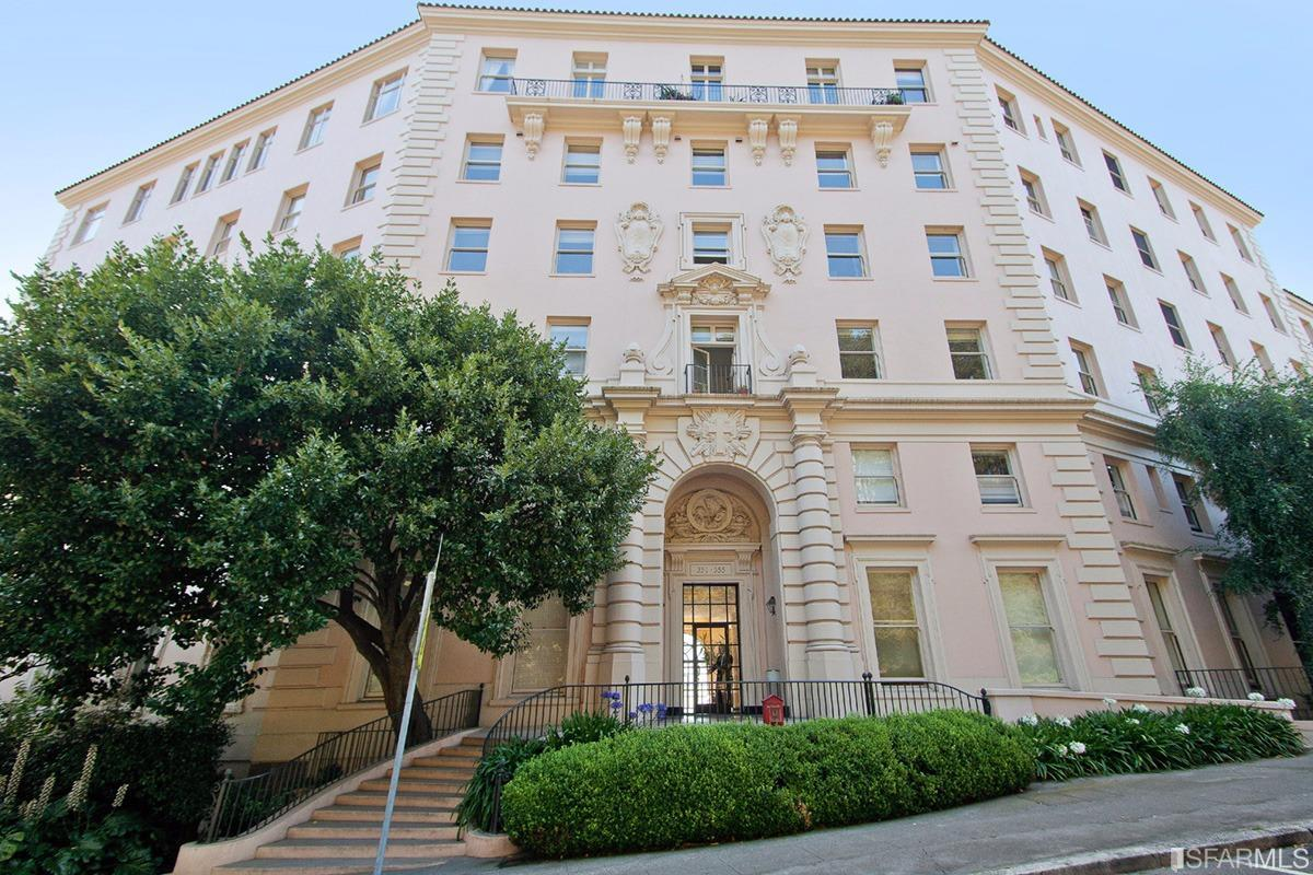 355 Buena Vista East, 409W – San Francisco