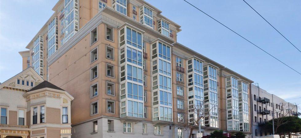 1483 Sutter #722 – San Francisco