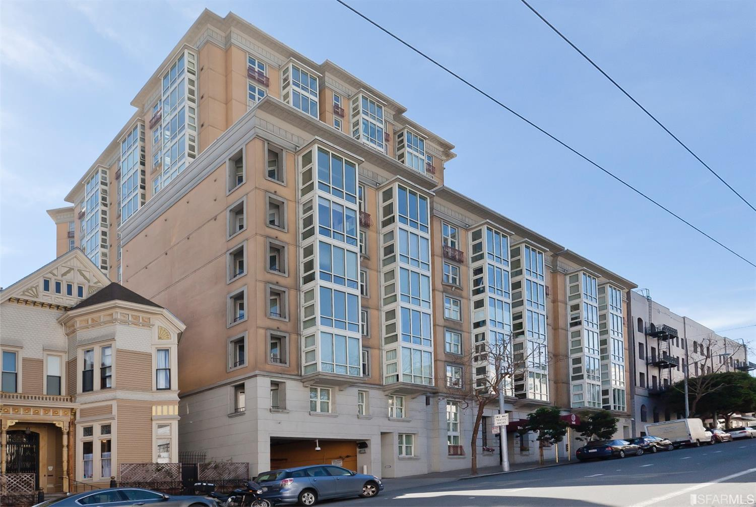 1483 Sutter #722 – San Francisco