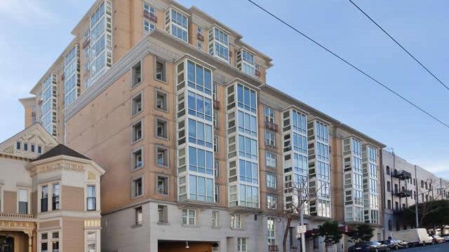1483 Sutter Street #722 - San Francisco 94109