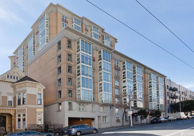 1483 Sutter Street #722 – San Francisco 94109