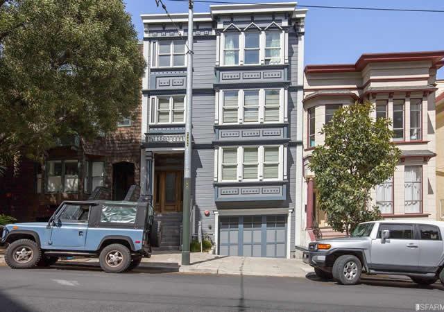 1052 Haight Street, SF