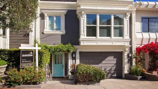 46 Lower Terrace, SF