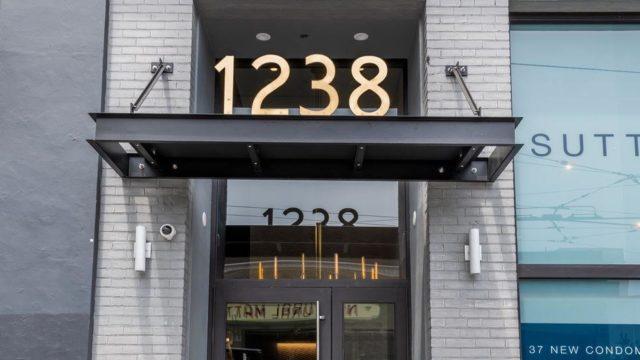 1238 Sutter Street #304 – San Francisco