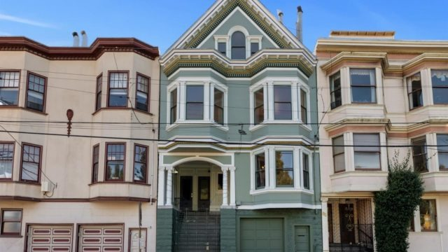 607 Frederick St – San Francisco