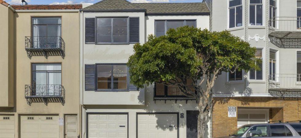 2722-2724 Franklin Street – San Francisco